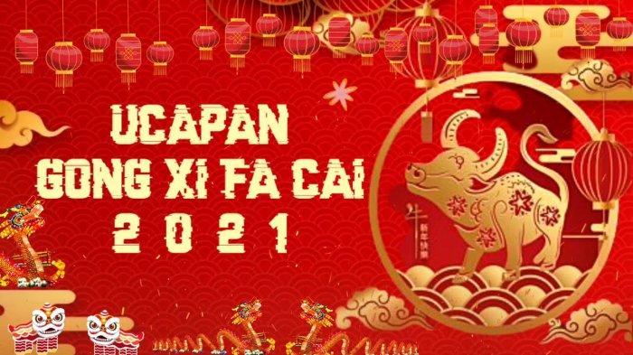Besok Imlek, Ini Kumpulan Ucapan Selamat Imlek 2572 Selain Gong Xi Fa Chai, Penuh Makna