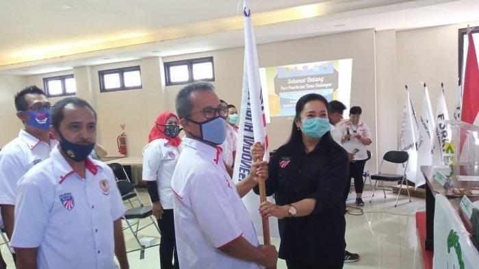 Terpilih Jadi Ketua IKASI Kabupaten Bogor, Asep Mulyana Targetkan Emas di Porda Jabar 2022
