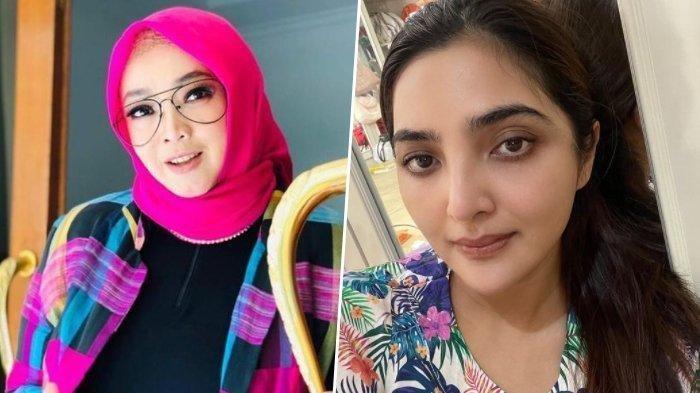 Rina Gunawan Semangat Sembuh Agar Bisa Urus Pernikahan Aurel, Ashanty Sedih : Teteh Pergi Duluan