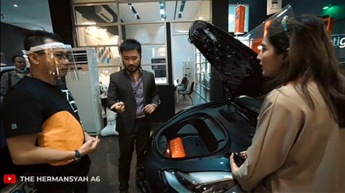 Andre Taulany Ketahuan Bohong Beli Istana Cinere Pakai Mobil Rp 2,6 M, Ashanty: Balikin Aja Mobilnya