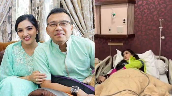 Penyakit Autoimunnya Disebut Kiriman Mistis, Ashanty : Aku Meminta Pertolongan sama Allah