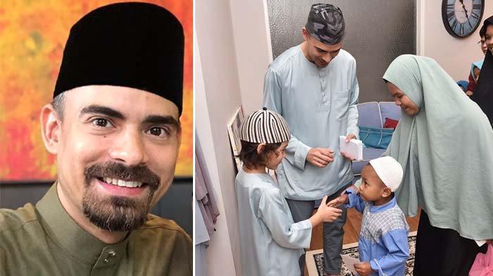Ustaz Ungkap Ashraf Sinclair Jadi Donatur Tetap di Yayasan Yatim : Setiap Dapat Rezeki Beliau Datang