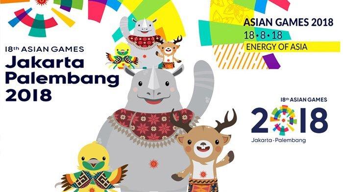Update Perolehan Medali Sementara di Asian Games 2018, Indonesia Tambah Perolehan Satu Medali