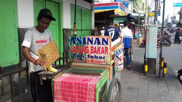 Deret Kuliner Lezat di Gang Aut Bogor, Asinan Jagung Bakar Sudah Melegenda, Harga Rp 12 Ribu Saja
