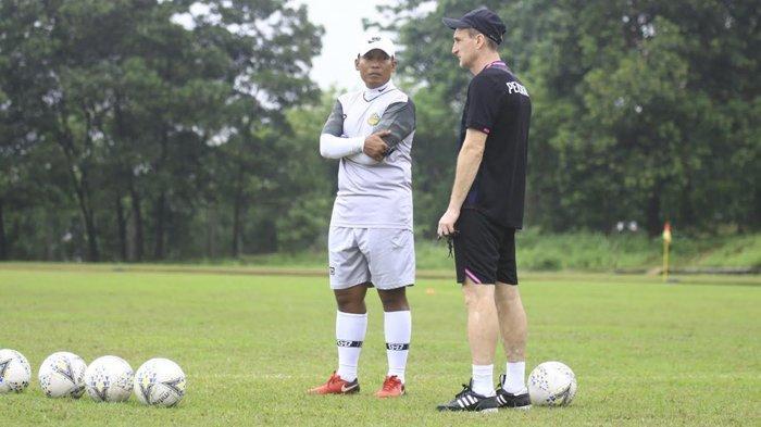 Ikut Lisensi A Pro Kepelatihan, Ini Kata Asisten Pelatih PS Tira Persikabo Miftahudin Mukson