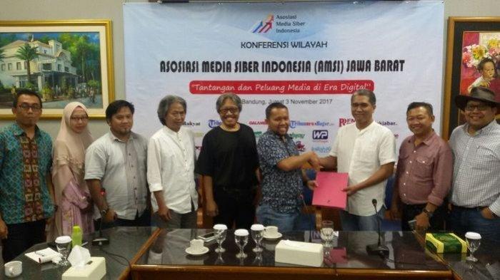 AMSI Jabar Dipimpin Rahim Asyik, Yusran Pare Jadi Ketua Komisi Etik