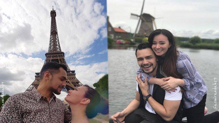 7 Tahun Menikah dengan Jonas Rivanno, Asmirandah Umumkan Kehamilan Anak Pertama