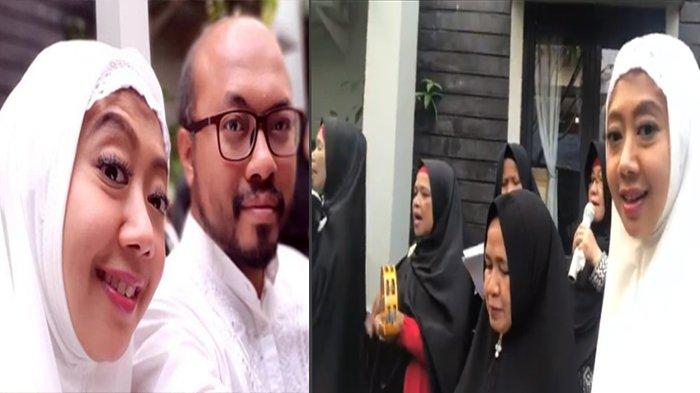 Ibadah Haji 2018, Asri Welas Berhaji Berdua Suami Tanpa Anak-anak, Begini Momen Pelepasannya