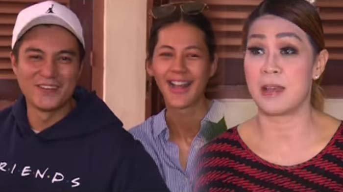 Temani Baim Wong Sidang Gugatan Rp 100 Miliar, Sikap Paula saat Diajak Salaman Jadi Sorotan Astrid