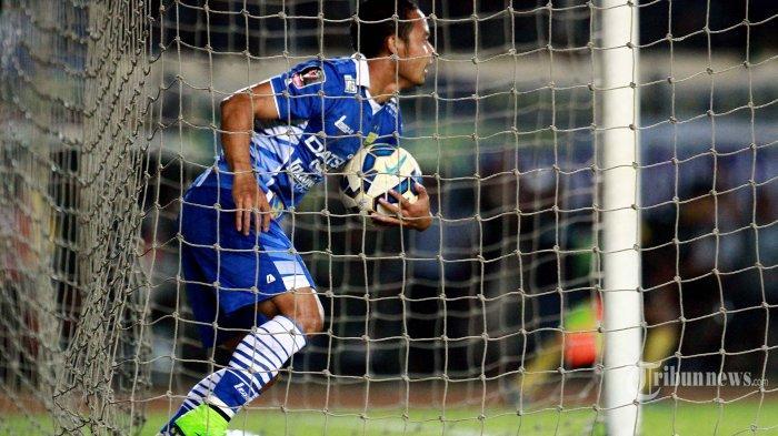 Hadapi Bali United Kapten Persib Bandung Percaya Diri