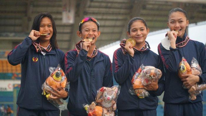 Dua Atlet Kabupaten Bogor Sumbang Medali Emas untuk Jawa Barat di PON XX Papua