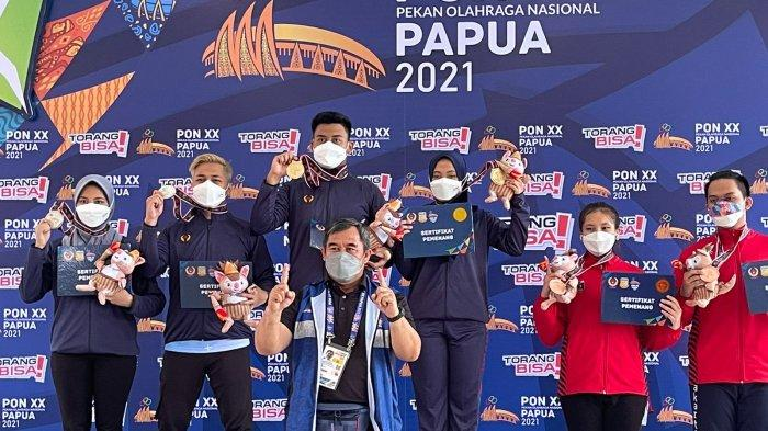 Atlet Kota Bogor Terus Sumbang Medali untuk Kontingen Jawa Barat Dalam Ajang PON XX Papua