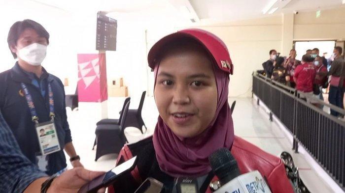 Audrey Zahra Sumbang Medali Emas untuk Jabar di PON Papua