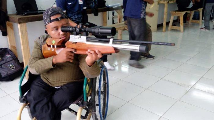 Perjalanan Hilman Warga Kota Bogor yang Jadi Atlet Tembak untuk Kabupaten Bekasi