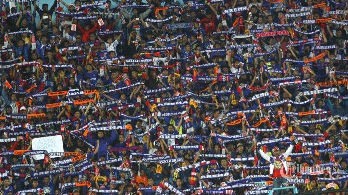 Bobotoh Boleh ke Stadion Nonton Langsung Laga Arema FC vs Persib, Ini Tanggapan Aremania