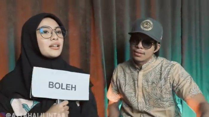 Nagita Slavina Tanya Tanggal Pernikahan Aurel, Ini Jawaban Atta Halilintar : Tapi Rencananya Serius