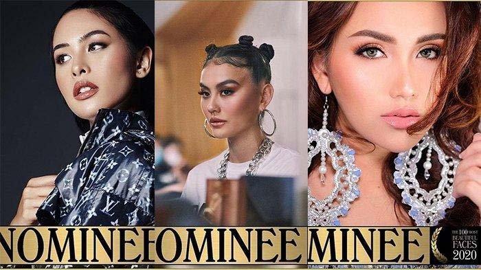 Artis Indonesia Ini Masuk Nominasi Wanita Tercantik 2020 TC Candler, Agnez Mo hingga Ayu Ting Ting