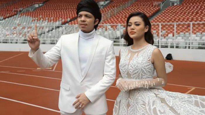 Atta Halilintar dan Aurel Menikah Besok, KUA Bocorkan Lokasi Akad Nikahnya