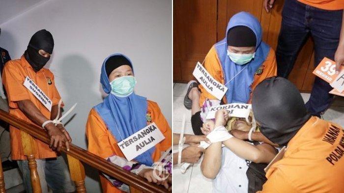 Polisi Buru Dukun yang Disewa Aulia Kesuma untuk Santet Pupung Sadili dan Dana