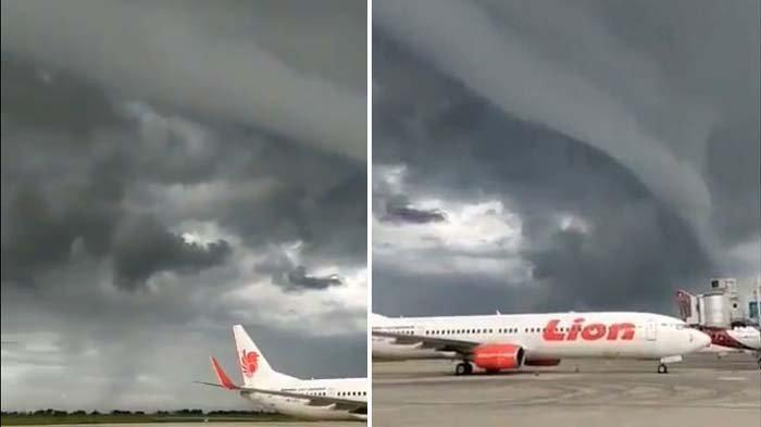Viral Bentuk Awan Mirip Ombak di Langit Yogyakarta, Ini Kata BMKG Soal Fenomena yang Terjadi