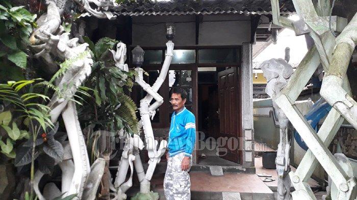Begini Proses Pembuatan Patung Seharga Jutaan Rupiah Karya Mantan Kontraktor, Dari Sini Inspirasinya