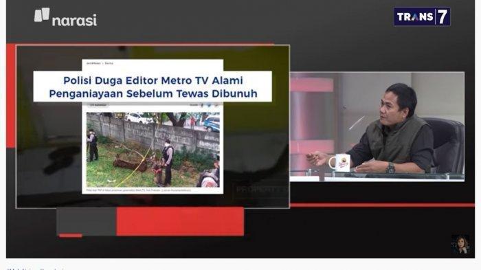 Orangtua Tak Yakin Yodi Prabowo Bunuh Diri karena Amfetamin, Ayah: Biasanya Happy Bukan Lukai Diri