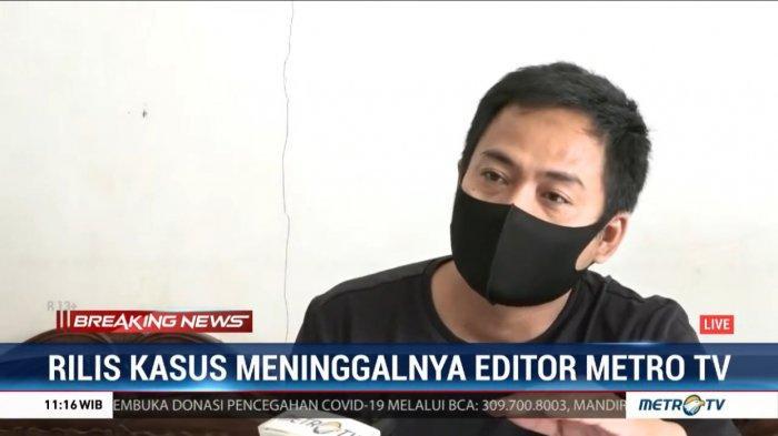 Ayah Editor Metro TV Kecewa Kesimpulan Polisi: Kalau Yodi Prabowo Bunuh Diri Harusnya 3 Hari Kelar