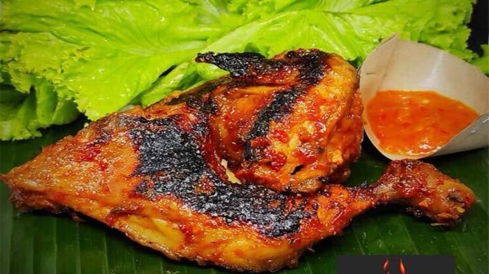 Cocok Jadi Menu Makan Siang, Ayam Bakar Madu di Warung Qebul, Harga Terjangkau dan Tanpa MSG