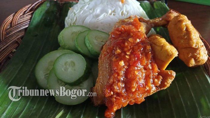 Rekomen Tempat Makan Siang di Bogor, Seafood hingga Ayam Goreng dengan Sambal Enak