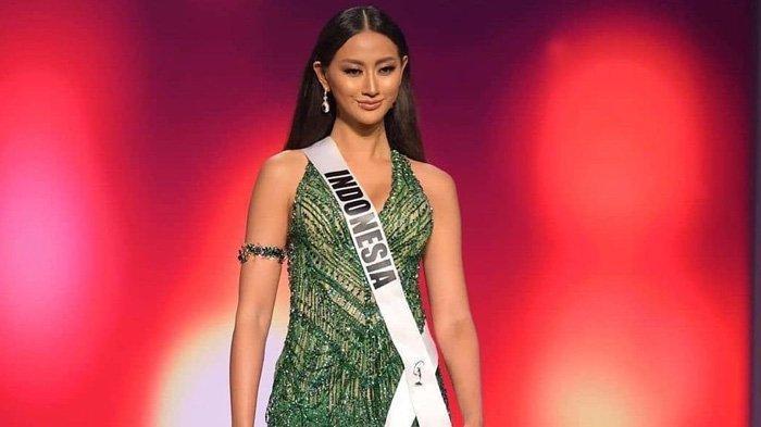 Curhat Ayu Maulida Sebelum Tampil di Final Miss Universe 2020, Indonesia Gagal Masuk Top 10