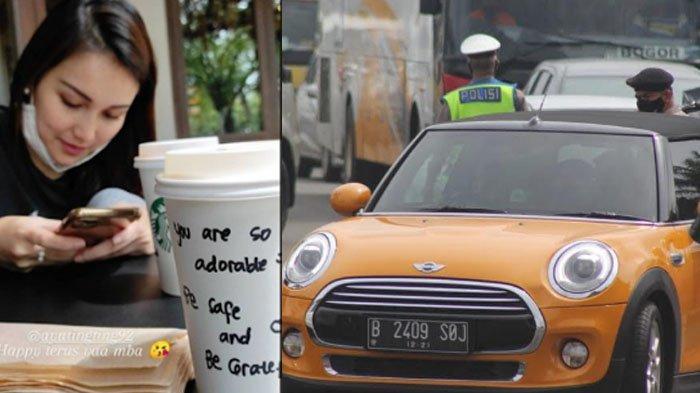 Cerita Petugas yang Minta Ayu Ting Ting Putar Balik di Pintu Tol Bogor, Akui Grogi: Awalnya Gak Ngeh