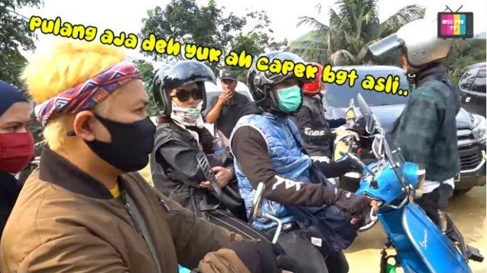 Ayu Ting Ting Tak Mau Jalan Kaki ke Curug Leuwi Hejo Bogor, Jawab Ketus Tukang Parkir: Ya Kaki Akang