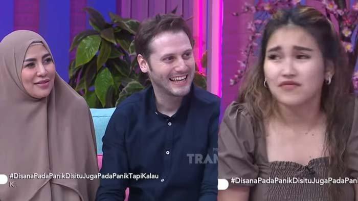 Ayu Ting Ting Pamer Bahasa Turki Depan Suami Cinta Penelope, Taha Arikan Kaget: Itu Kan Artinya. . .