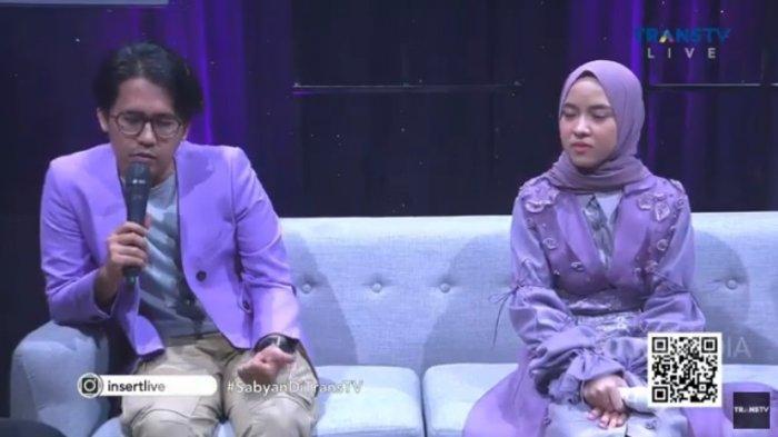 Ayus dan Nissa Sabyan punya Grup WhatsApp