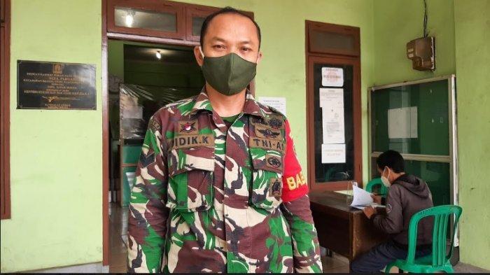 Antisipasi Gesekan Remaja, Babinsa Kelurahan Pabuaran Bojonggede Rutin Berpatroli Tiap Malam