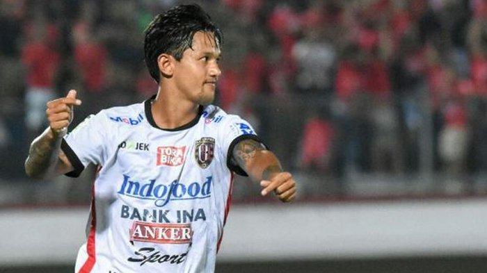 Bali United Tawarkan Irfan Bachdim ke Klub Lain