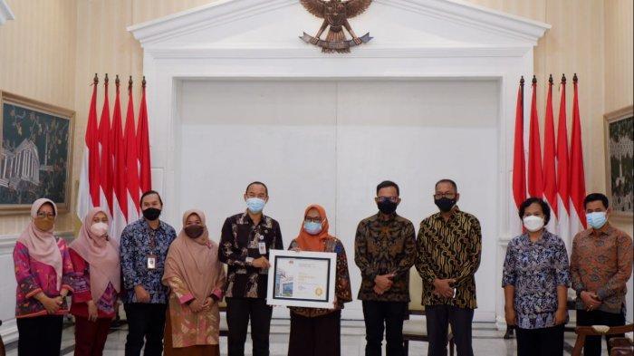 Pemkot Bogor Sabet Penghargaan Peringkat III BKN Award 2021