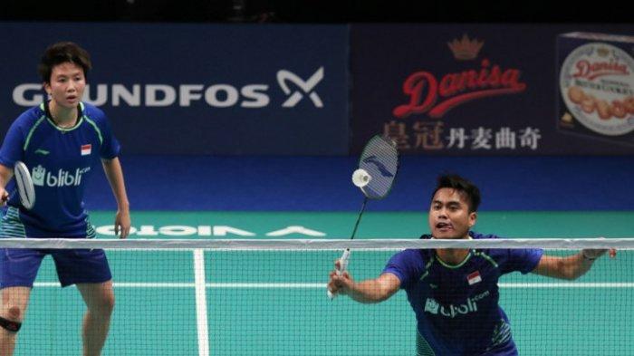 Jadwal Fuzhou China Open 2018 - 6 Wakil Indonesia, Tontowi Ahmad/Lliyana Natsir Main Pukul 13.00 WIB