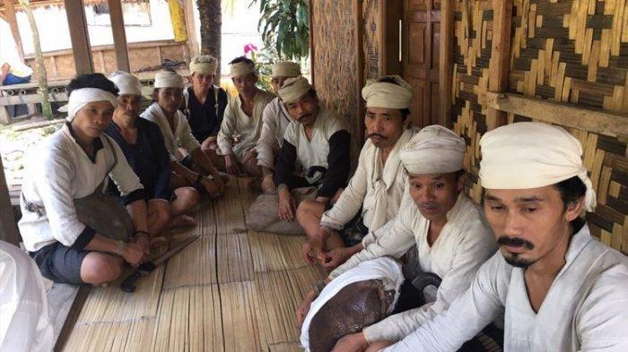 Foto Masyarakat Suku Baduy - Kasus Covid-19 di Baduy Nol Persen, Kepala Puskesmas Ungkap Rahasia, dr Tirta Kagum