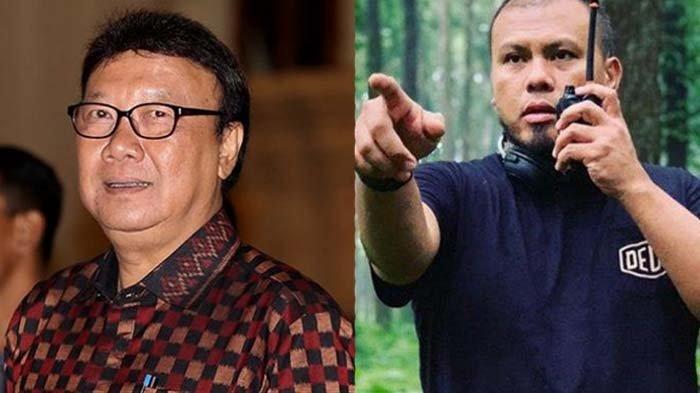 Bagikan Link Nonton Film Ilegal, Menteri Tjahjo Kumolo Disentil Joko Anwar:Gak Guna 75 Tahun Merdeka