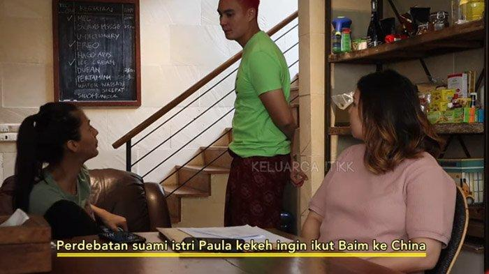 Tya Ariestya Singgung Penyebab Paula Verhoeven Keguguran, Jawaban Baim Wong Picu Perdebatan