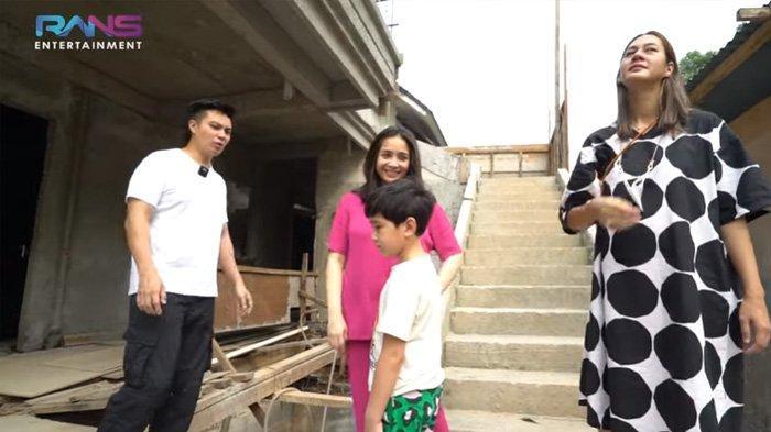 Bikin Baim Wong Ngiri, Nagita Pamer Rumah Mewahnya 5 Lantai, Suami Paula Melongo : Kita Kapan Begini