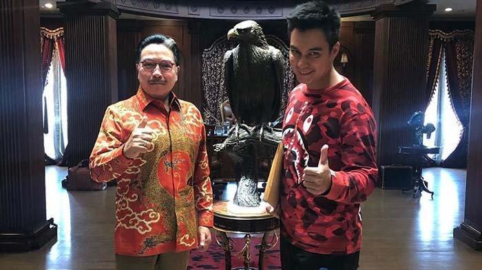 Baim Wong Datangi Pengacara Usai Diserang Isu, Hotma Sitompoel : Gak Usah Diladenin, Doain Musuhmu