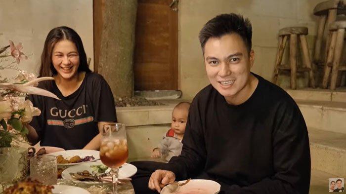 Baim Wong Cemberut Dengar Harga Kado yang Diinginkan Istri, Paula Tertawa : Mungkin karena Gede