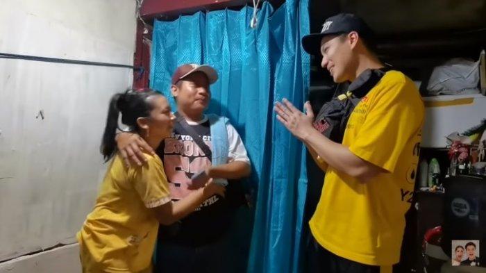 Jadi Target Baim Wong, Tukang Rujak Ini Keluhkan Pulsa untuk Anak Belajar dari Rumah: Boros Banget !