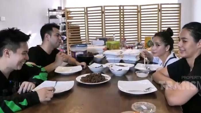 Baim Wong Cicipi Masakan Istri, Suami Paula Marah Dengar Ucapan Raffi Ahmad: Jangan Meledek Gitu !