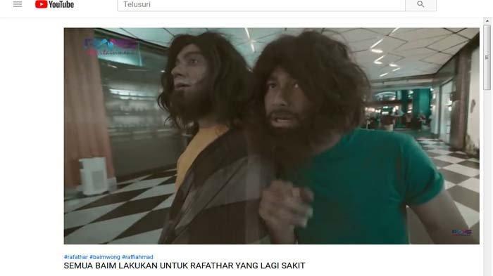 Baim Wong dan Raffi Ahmad