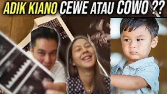 Terkuak Jenis Kelamin Adik Kiano, Baim Wong Girang Teriak Lihat Tes USG, Paula : Paling Cantik Dong