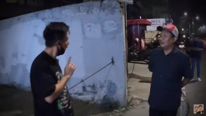 Nyasar ke Tempat Pijat, Baim Wong Sewot Diteriaki Pria Bertopi : Saya Gak Suka Dia Bau Minuman
