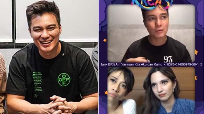 Baim Wong Ungkap Sumber Dana & Motifnya Bantu Orang Lain, Nia Ramadhani Tepuk Tangan: Speechless Gue